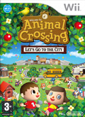 Animal Crossing: Lets Go To The City Nintendo Wii