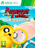 Adventure Time: Finn and Jake Investigations Xbox 360