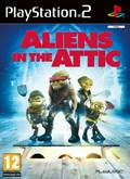Aliens in the Attic Playstation 2