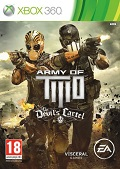 Army of Two: The Devil's Cartel Xbox 360