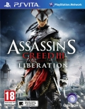 Assassin's Creed III: Liberation PS Vita