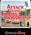 Attack of the Friday Monsters! A Tokyo Tale Nintendo 3DS