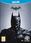 Cover Batman: Arkham Origins