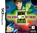Ben 10 Alien Force: Vilgax Attacks Nintendo DS