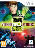 Ben 10 Alien Force: Vilgax Attacks Nintendo Wii