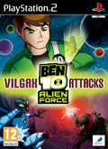 Ben 10 Alien Force: Vilgax Attacks Playstation 2