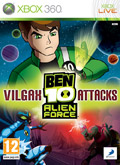 Ben 10 Alien Force: Vilgax Attacks Xbox 360