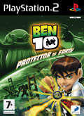 Ben 10: Protector of Earth Playstation 2