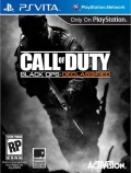 Call of Duty Black Ops: Declassified PS Vita