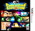 Cartoon Network Punch Time Explosion Nintendo 3DS