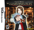 Cate West: The Vanishing Files Nintendo DS