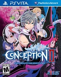 Conception II: Children of the Seven Stars PS Vita