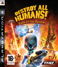 Destroy All Humans! Path of the Furon PlayStation 3