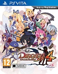 Disgaea 4: A Promise Revisited PS Vita