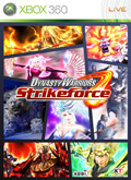 Dynasty Warriors Strikeforce Xbox 360