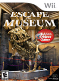 Escape the Museum Nintendo Wii