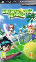 Everybody's Tennis PSP