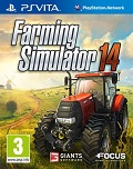 Farming Simulator 14 PS Vita