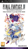 Final Fantasy IV: The Complete Collection PSP