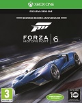 Cover Forza Motorsport 6
