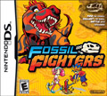 Fossil Fighters Nintendo DS