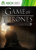 Game of Thrones: Episode 1 - Iron From Ice Xbox 360