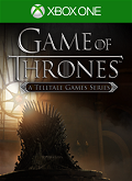 Game of Thrones: Episode 1 - Iron From Ice Xbox One