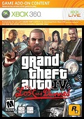 Grand Theft Auto IV: The Lost and The Damned Xbox 360