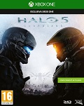 Cover Halo 5: Guardians