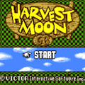 Harvest Moon GBC Nintendo 3DS