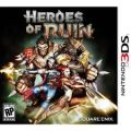 Heroes of Ruin Nintendo 3DS
