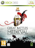 History: Great Battles Medieval Xbox 360