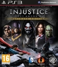 Injustice: Gods Among Us - Ultimate Edition PlayStation 3