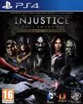 Injustice: Gods Among Us - Ultimate Edition PlayStation 4