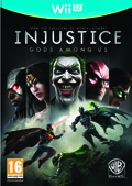 Injustice: Gods Among Us Nintendo Wii U