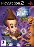 Jimmy Neutron: Attack of the Twonkies Playstation 2