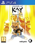Legend of Kay Anniversary PlayStation 4
