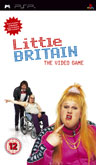 Little Britain the Video Game PSP