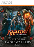 Magic the Gathering: Duels of the Planeswalkers 2012 Xbox 360