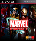Cover Marvel Pinball