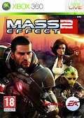 Cover Mass Effect 2