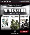Cover Metal Gear Solid HD Collection