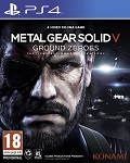Metal Gear Solid V: Ground Zeroes PlayStation 4