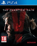 Cover Metal Gear Solid V: The Phantom Pain