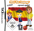 Mind Your Language: Learn Spanish Nintendo DS