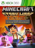 Minecraft: Story Mode - Episode Four: A Block and a Hard Place Xbox 360