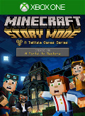 Minecraft: Story Mode - Episode Six: A Portal to Mystery Xbox One