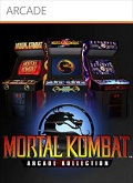 Mortal Kombat Arcade Kollection Xbox 360