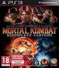 Mortal Kombat Komplete Edition PlayStation 3