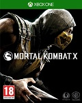 Cover Mortal Kombat X